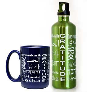 24oz Bottle & 15oz Mug Set