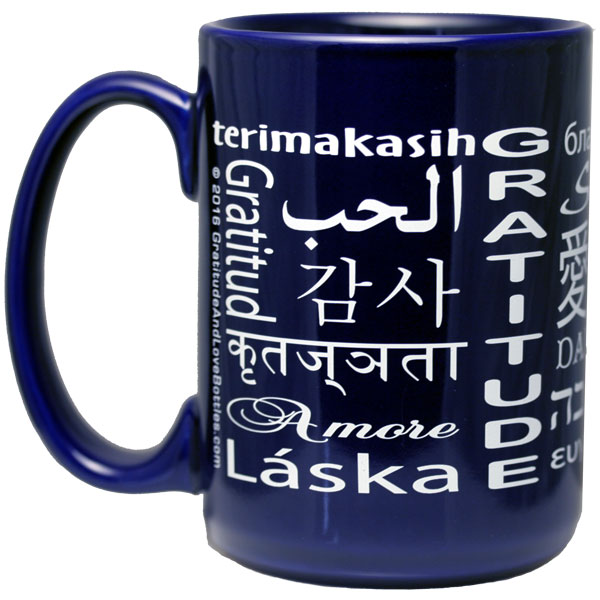 15oz Ceramic Mug Cobalt Blue - Click Image to Close